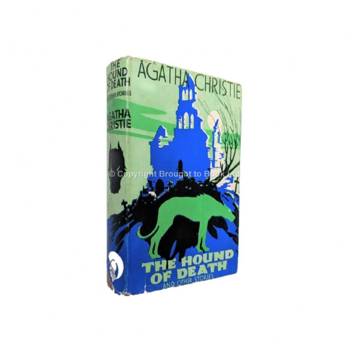 The Hound of Death by Agatha Christie First Edition Odhams 1933